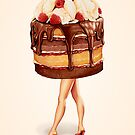 Hot Cakes - Chocolate Raspberry by Kelly  Gilleran