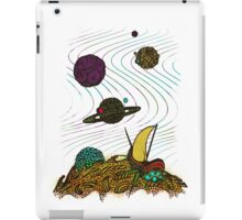 I've got a universe to see iPad Case/Skin