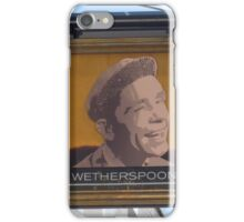 Norman Wisdom - A Real Legend iPhone Case/Skin