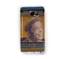 Norman Wisdom - A Real Legend Samsung Galaxy Case/Skin