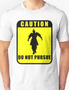 Do Not Pursue Lu Bu T-Shirt