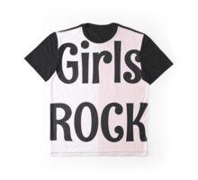 Girls Rock Graphic T-Shirt