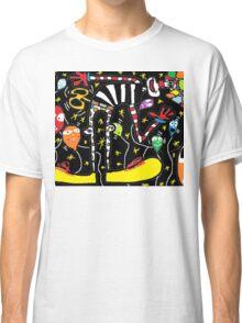 Creepy Clown!  Classic T-Shirt