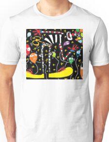 Creepy Clown!  Unisex T-Shirt