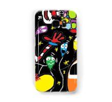 Creepy Clown!  Samsung Galaxy Case/Skin