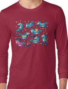 I believe in magic Long Sleeve T-Shirt