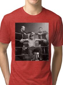 bad pitt Tri-blend T-Shirt
