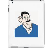 Matt Smith Bad Drawing iPad Case/Skin