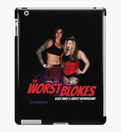 The Worst Blokes iPad Case/Skin