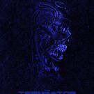 "Movie Poster - ""TERMINATOR"" (v3) by Mark Hyland"