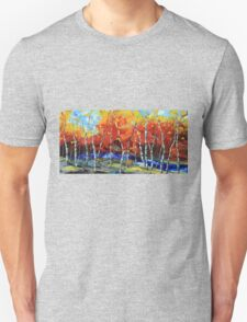 Poetry in motion Unisex T-Shirt