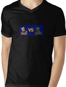 Kirk VS Gorn Mens V-Neck T-Shirt