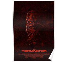 "Movie Poster - ""TERMINATOR"" (v1) Poster"