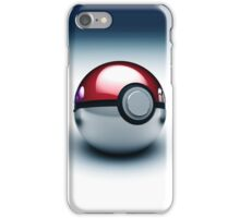 Pokéball iPhone Case/Skin