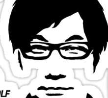 Hideo Kojima Metal Gear Sticker