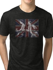 Sex Pistols Tri-blend T-Shirt