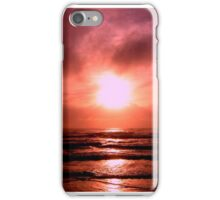 Peaceful Fury iPhone Case/Skin