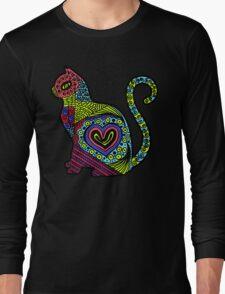 Cat Pop Long Sleeve T-Shirt