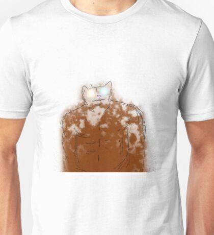 Muscular Cat Unisex T-Shirt