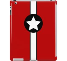 Steel star iPad Case/Skin