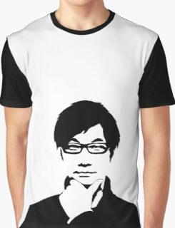Hideo Kojima Graphic T-Shirt