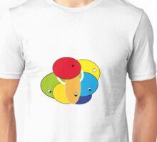 Round Eyes Unisex T-Shirt