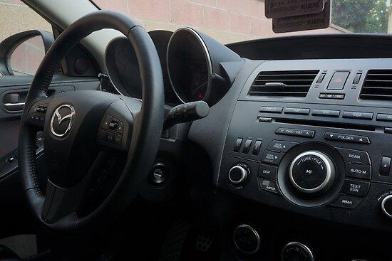Mazdaspeed 3 Steering Wheel by Lancevfx