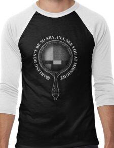 PVRIS MIRRORS (White) Men's Baseball ¾ T-Shirt