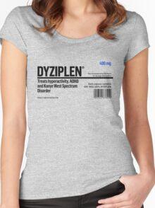 Dyziplen Women's Fitted Scoop T-Shirt