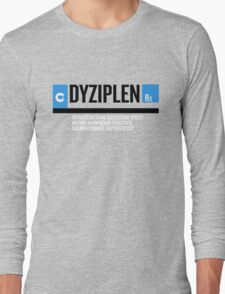DYZIPLEN Long Sleeve T-Shirt
