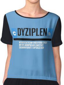 DYZIPLEN Women's Chiffon Top