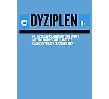 DYZIPLEN Photographic Print