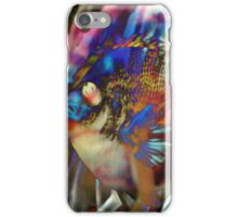 4564 Fish and Anemone iPhone Case/Skin