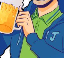 Drinking Buddies Sticker