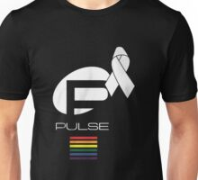 Biker - Pulse #prayfororlando Unisex T-Shirt