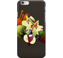 The Flim Flam Brothers iPhone Case/Skin