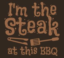 I'm the STEAK at this BBQ by jazzydevil