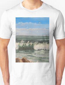 Wave Crashing Unisex T-Shirt