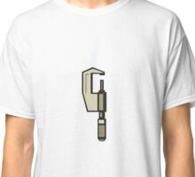 Caliper Isolated Retro Classic T-Shirt