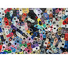 Recycled Mobile Phone cases - Original Art  Photographic Print