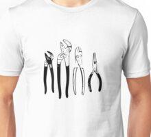 Hand tools - Pliers Unisex T-Shirt