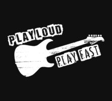 Punk-Play Loud, Play Fast by tdavies4