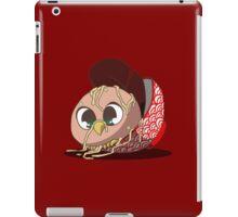 Chick-Pea Owl Soup iPad Case/Skin