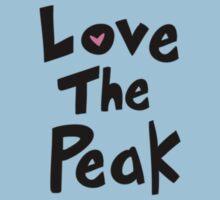 Love The Peak - Yowapeda by animeshirts