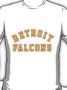 Detroit Falcons 1930-32 Defunct Hockey Team T-Shirt