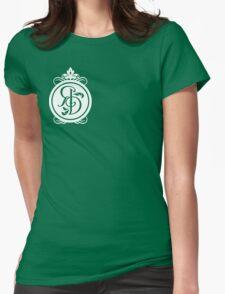 Womens T-shirt with white logo T-Shirt