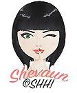 Watermark SHH! by shhevaun