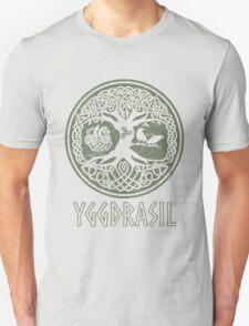 Viking - Yggdrasil Unisex T-Shirt