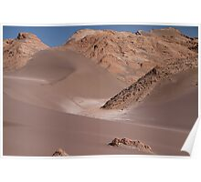 Moon Valley I Poster