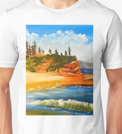 Headlands  Unisex T-Shirt